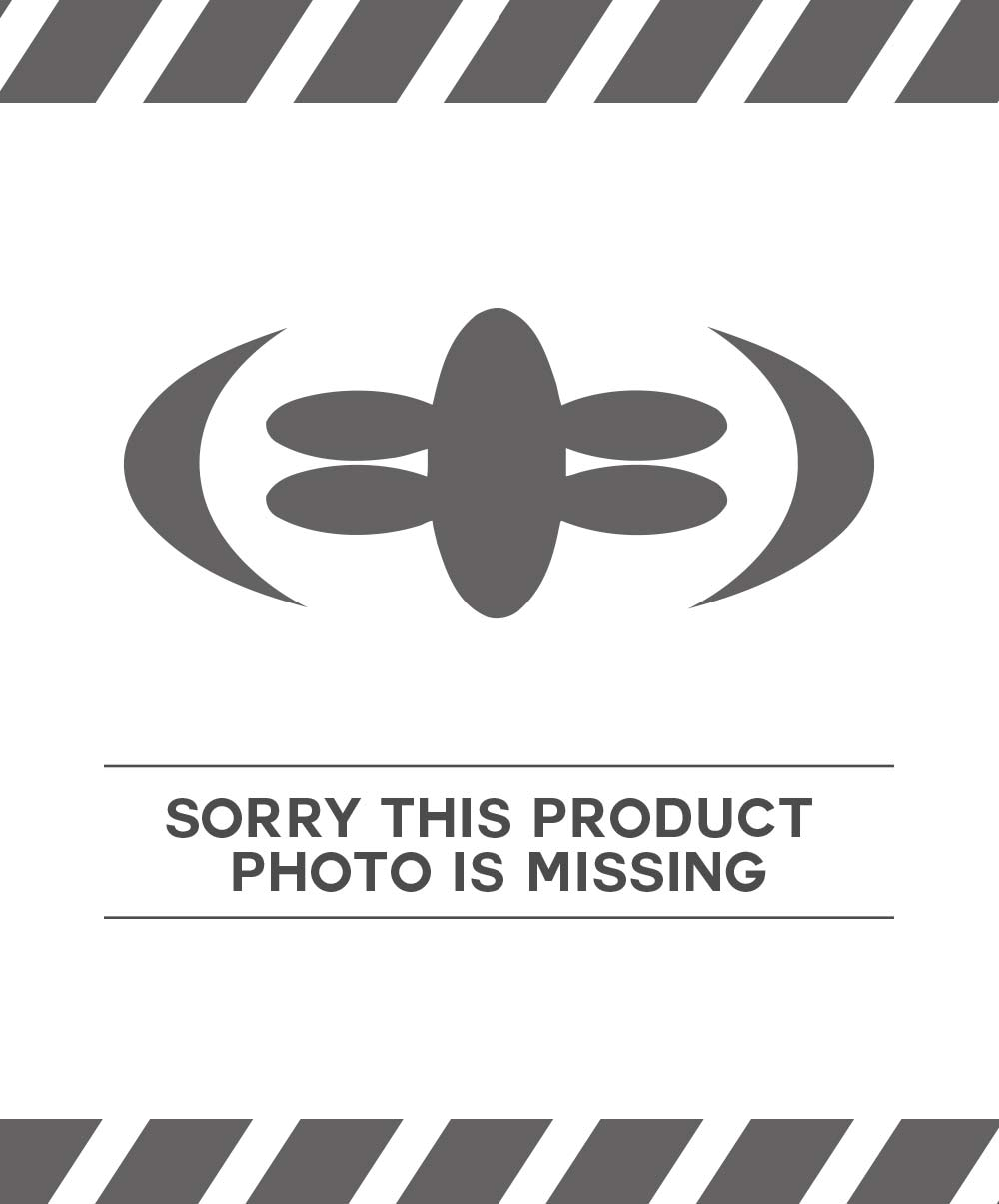 Real. 8.06 Parallel Fade Oval Deck. Blue/ Yellow.