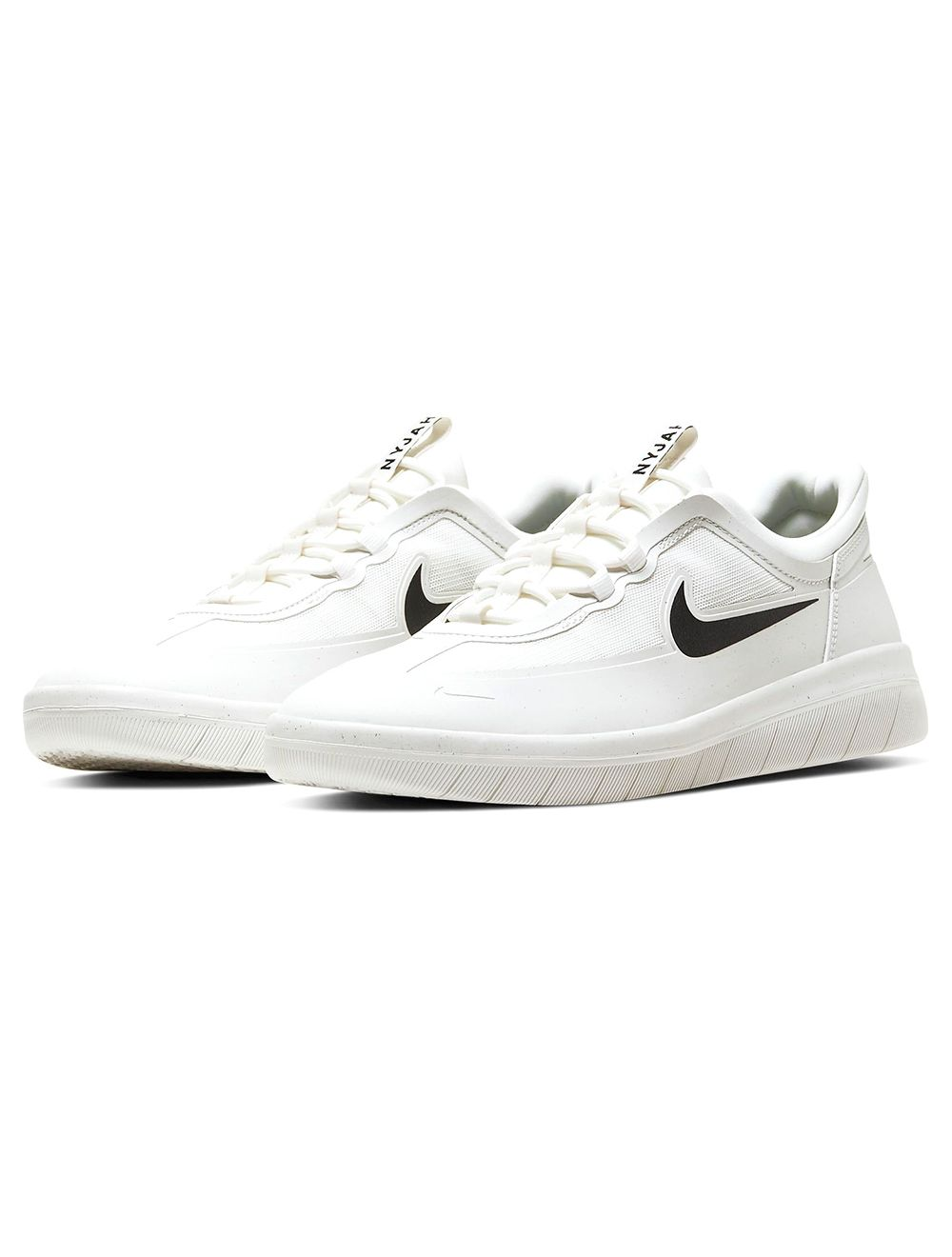 Nike SB. Nyjah Free 2. Summit White / Summit White / Black.