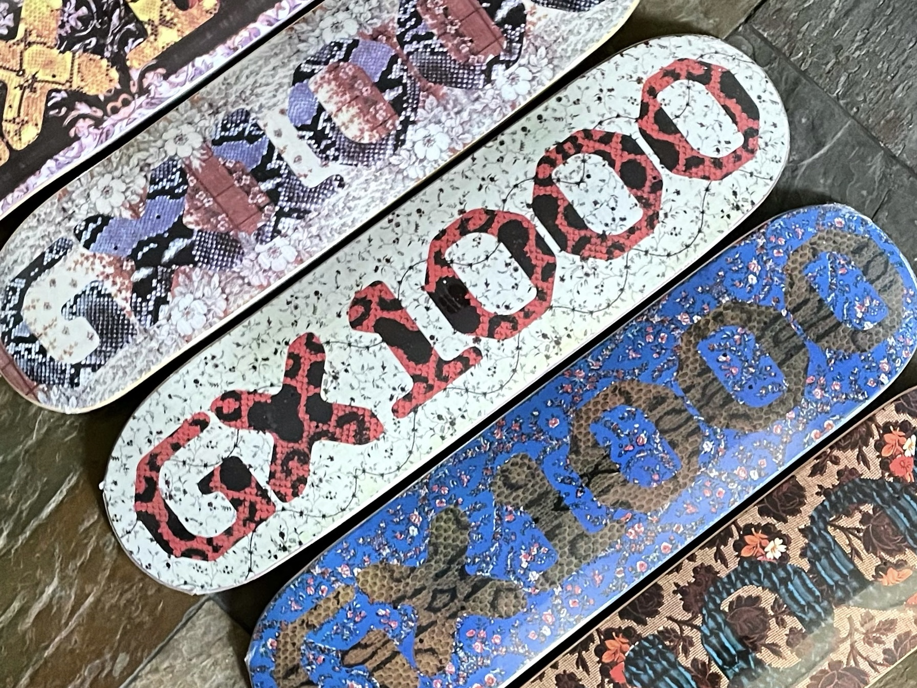 GX1000 Summer Decks available in-store   online