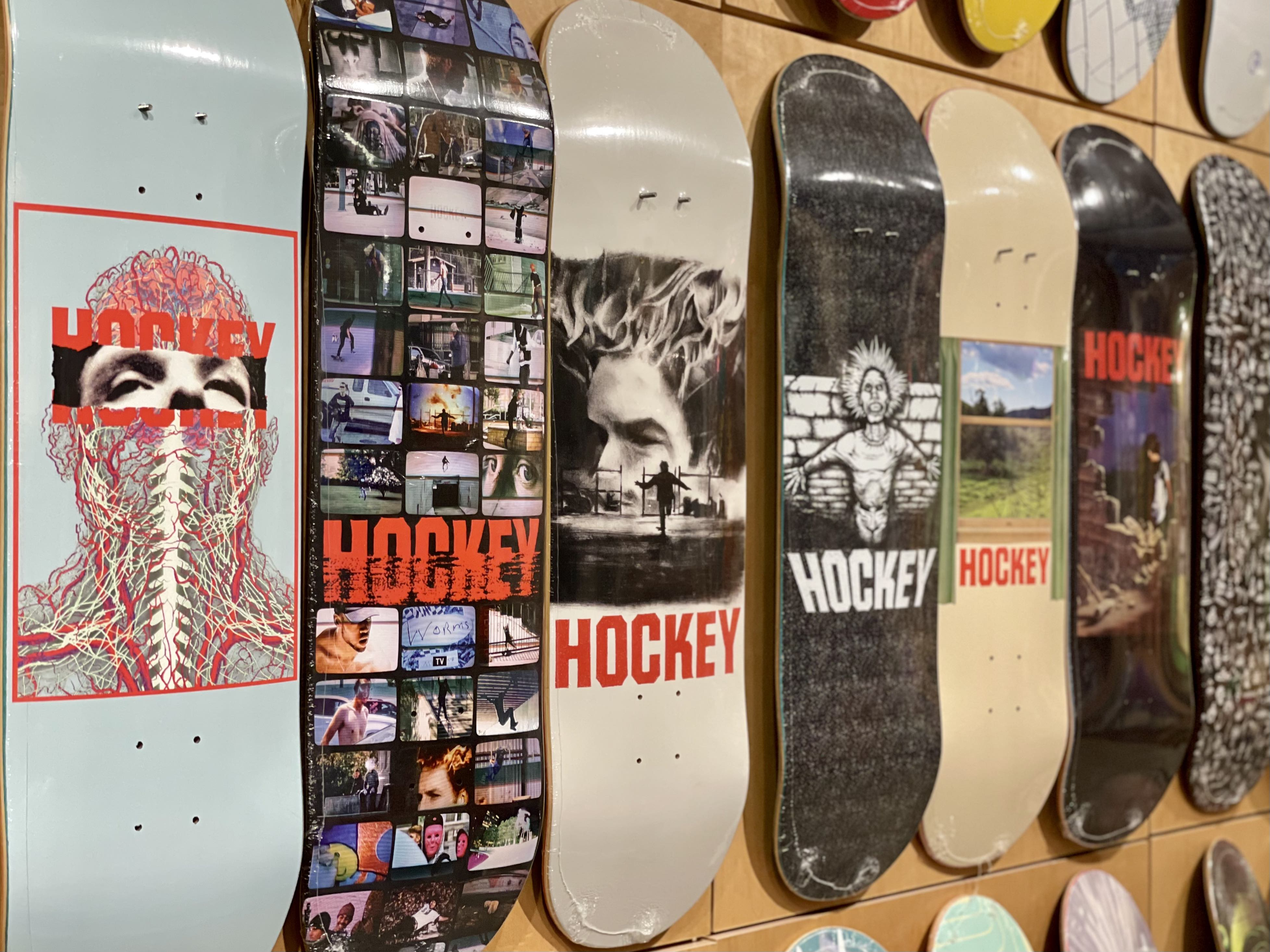 Hockey Spring 2021 Decks now available in-store